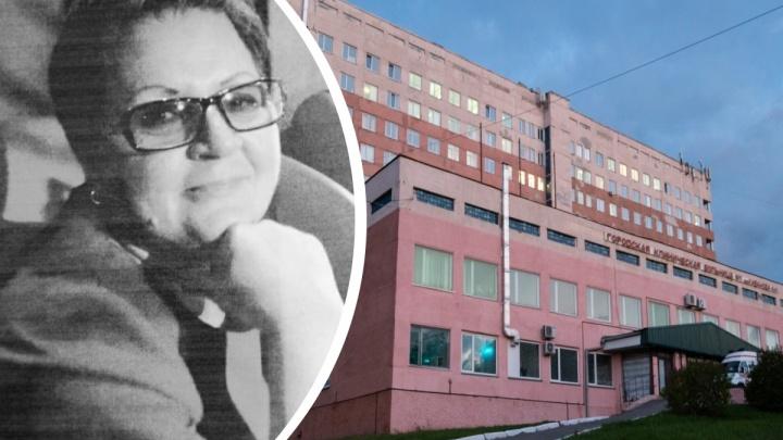 От коронавируса скончалась медсестра ГБ-1 имени Кабанова