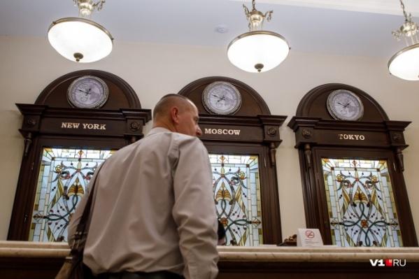 Окончательное решение о переводе часов примут депутаты Госдумы