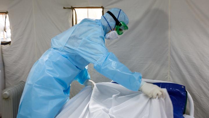 В Архангельской области за сутки умерли два человека с подтверждённым коронавирусом