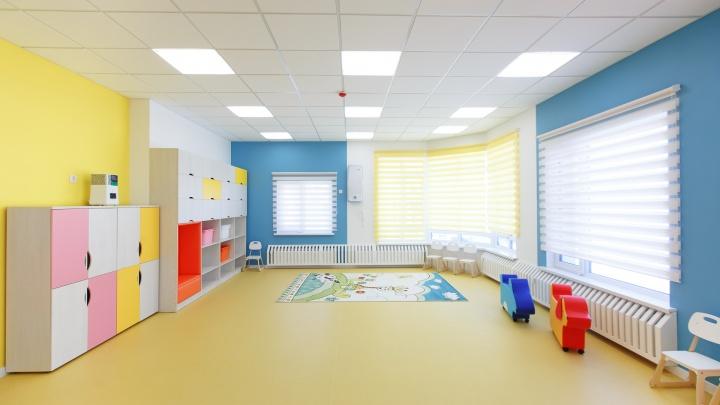 Идеальное детство: «Партнер-Строй» построил садик в своем жилом комплексе «Апрель»