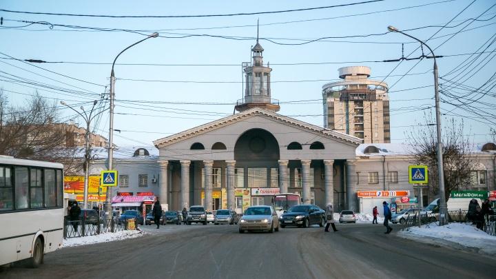 Здание вокзала на Взлётке признали объектом культурного наследия