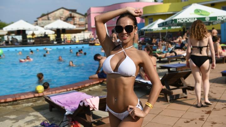 Впервые за 101 год. Екатеринбург поставил очередной температурный рекорд