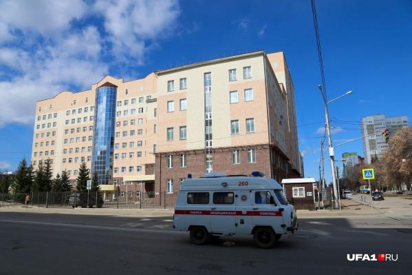 Ситуация в больнице остается напряженной