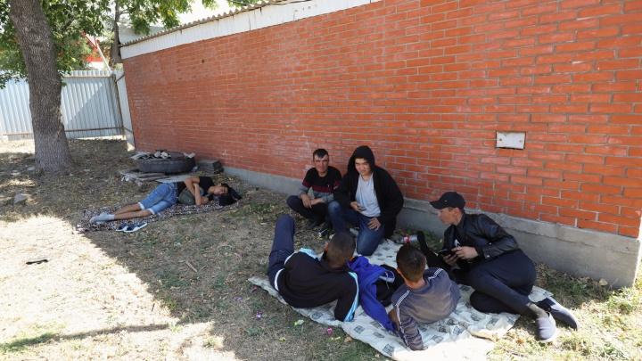 Власти Каменска-Шахтинского рассказали, когда закроют лагерь мигрантов