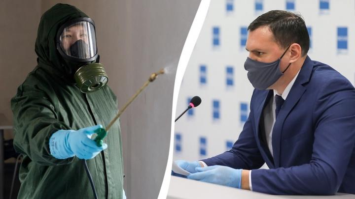 Под подозрением 10 сотрудников: вспышка коронавируса в Михайловской ЦРБ