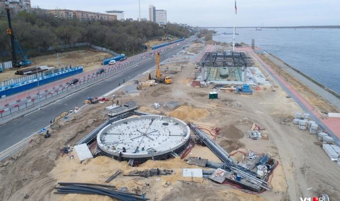 Велодорожки, фуд-корт или парковка? Волгоградцы выберут будущее набережной от БК-31 до моста через Волгу