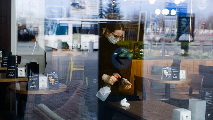С начала недели в Свердловской области заразились 582 человека: данные о распространении COVID-19