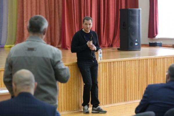 Врио главы региона отвечает на вопросы жителей Архангельской области<br>