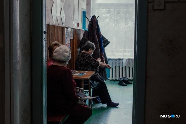 Крутишка находится недалеко от Черепаново, и до того, как в селе появился фельдшер, жителям приходилось ездить за медпомощью в районный центр