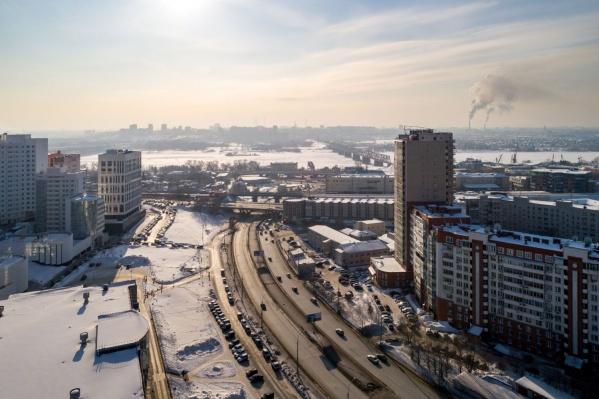 Новый жилой комплекс строится между Ипподромской и Кирова