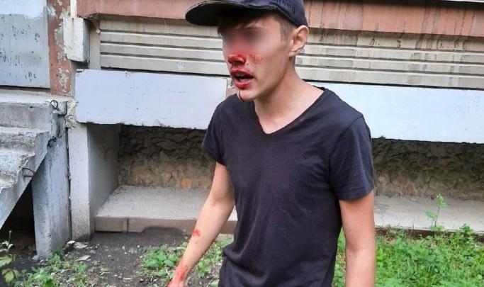 В Екатеринбурге будут судить охранника, который избил подростка со скейтбордом