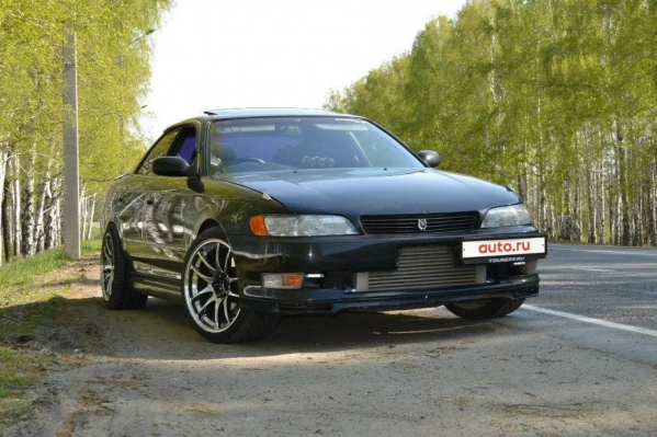 Toyota Mark II, 1993 год