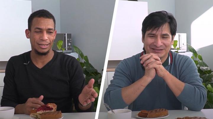 «У нас таких вкусов нет»: перуанец и доминиканец рассказали, что думают о северных пирогах