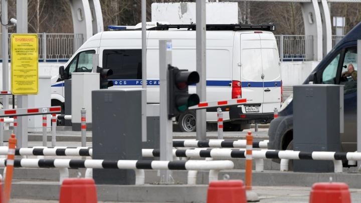 В Свердловской области ФСБ задержала людей, которые следили за местными политиками