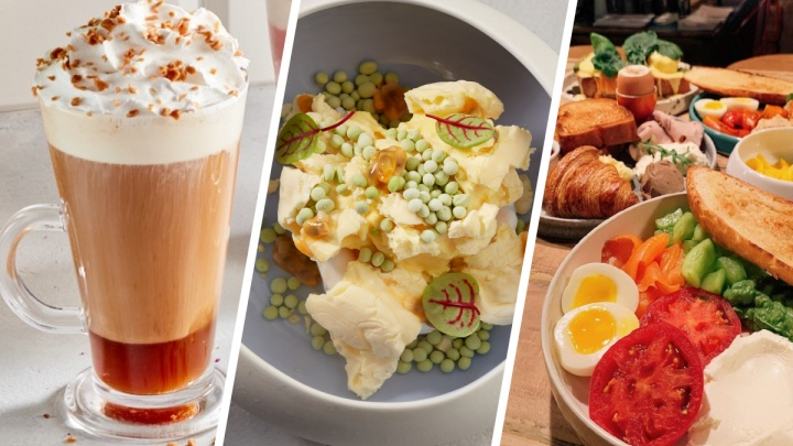 Где поесть в Екатеринбурге? Изучаем осенние новинки в меню ресторанов и кафе