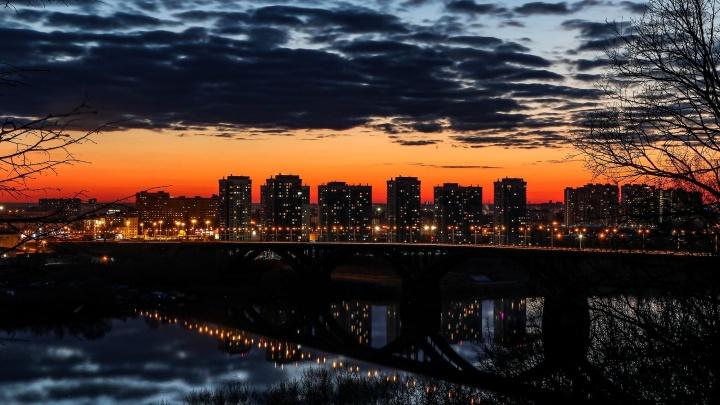 Нижегородский «Манхэттен»: 7 снимков завораживающего майского заката