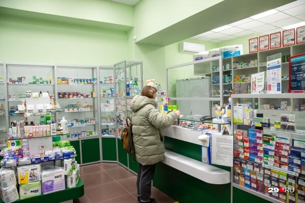 В аптеке «Фармация» нам сообщили, что сейчас у горожан пользуются спросом вообще все противовирусные средства, которые есть у них в продаже