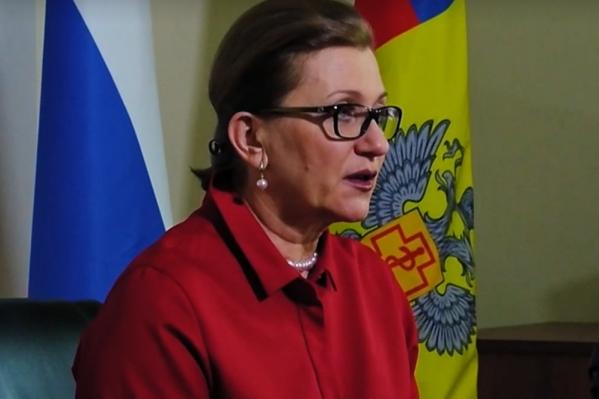 По словам Анны Поповой, рост числа заражённых остановлен, но теперь нужно, чтобы число не росло совсем