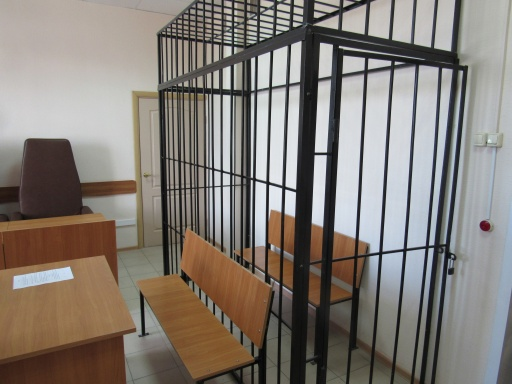 В Зауралье начальника отдела полиции, обвиняемого в махинациях с премиями, заключили под стражу