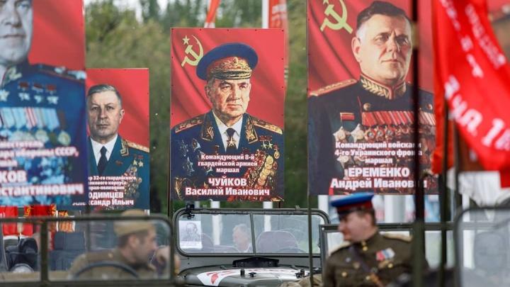 День Победы в Волгограде: песни на балконах, штурм Мамаева кургана и срыв самоизоляции