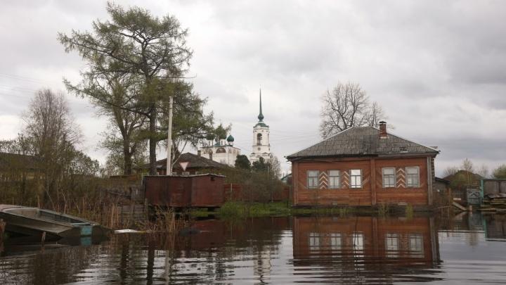 Черевково и Сольвычегодск включены в список самых красивых деревень и городков России