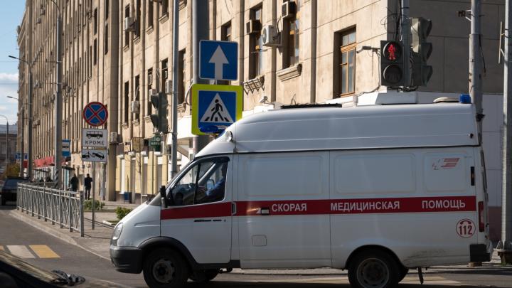 Логвиненко: в Ростове звонков в скорую стало столько же, сколько было до пандемии