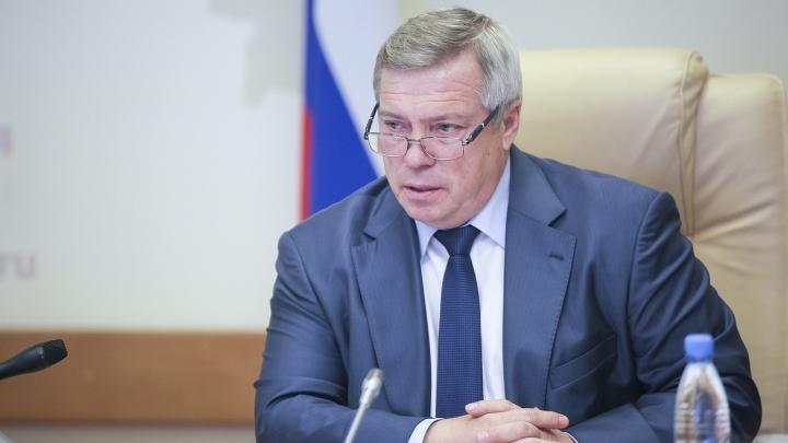 Владимир Путин одобрил кандидатуру Василия Голубева на выборах губернатора Ростовской области