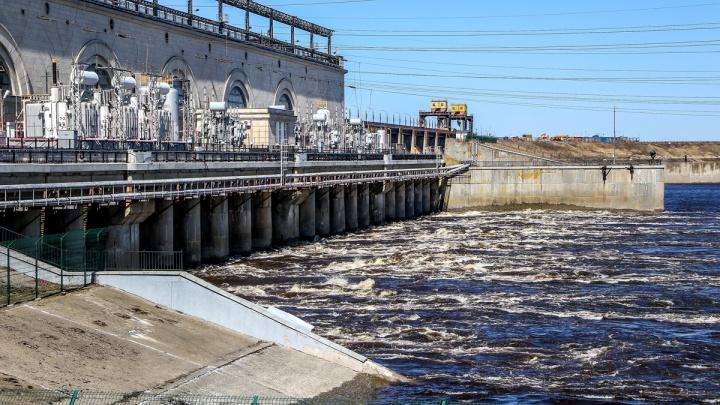 Сумма, украденная на проекте нижегородского гидроузла, внезапно уменьшилась в 10 раз
