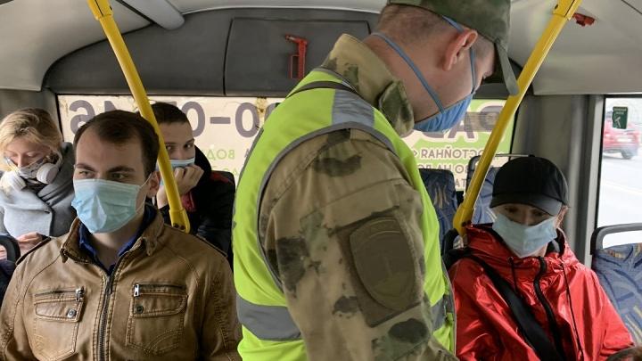 До 30 000 рублей: пассажирам — нарушителям масочного режима пригрозили крупными штрафами
