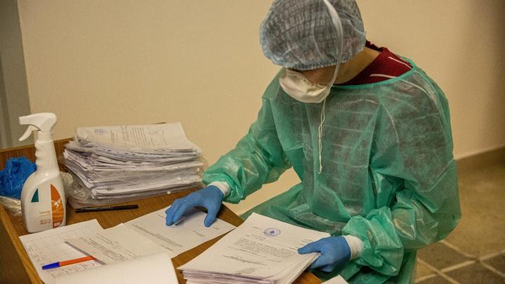 В Новосибирской области выявили 71 новый случай заражения коронавирусом
