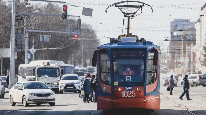 Власти Башкирии нашли инвестора для развития трамваев в Уфе