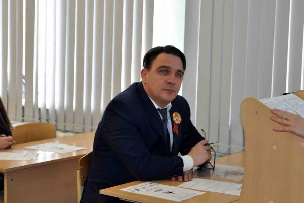 Юрия Гнедышева задержали 9 октября