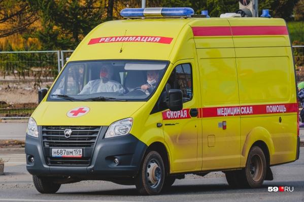 Всего в Пермском крае выявлено 11 248 заболевших коронавирусом