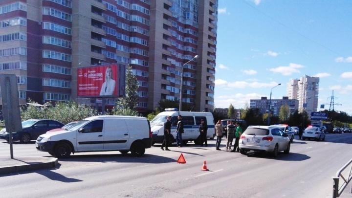 В Перми иномарка сбила насмерть 61-летнюю женщину