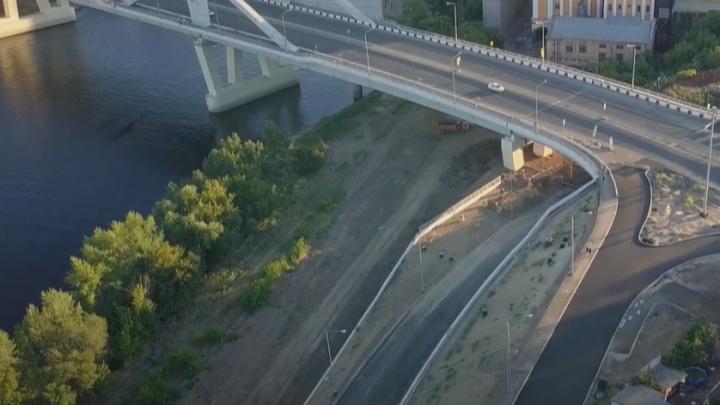 Нужны еще деньги: сроки строительства Фрунзенского моста — 2 могут сдвинуться