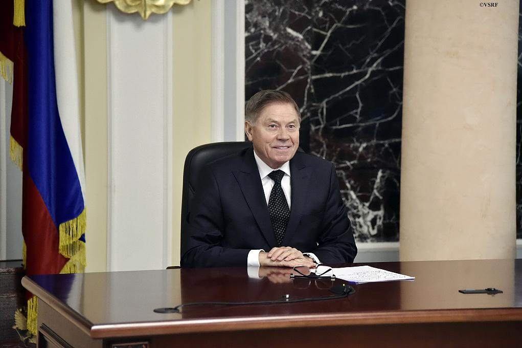 Вячеслав Лебедев, председатель Верховного суда России&nbsp;<br><br>фото с сайта supcourt.ru