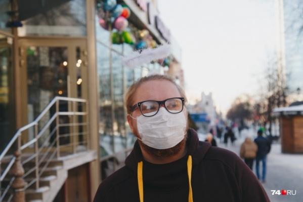 Заболевших в Челябинске становится меньше