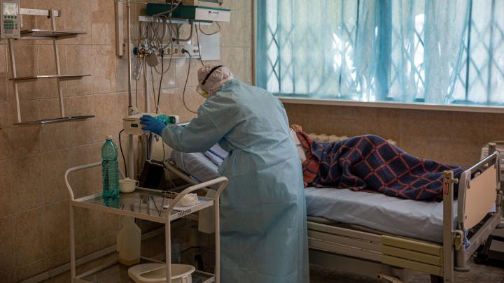 В оперштабе России сообщили о 48 случаях COVID-19 в Архангельской области