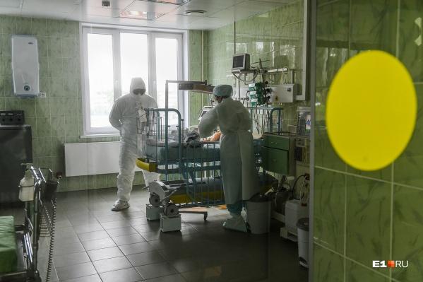 В регионе подтвердили еще 33 случая коронавирусной инфекции