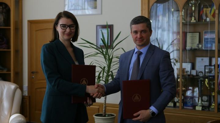 Взгляд в цифровое будущее: «Ростелеком» и ЮФУ подписали соглашение о партнерстве