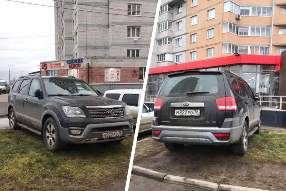 Отсутствие места для парковки рядом не оправдывает нарушение