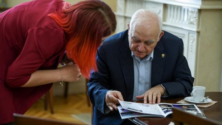 В проект новой Свердловской филармонии внесли изменения