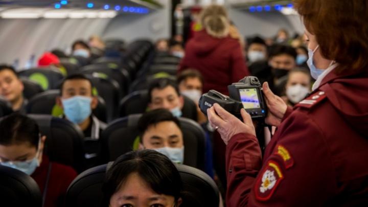 Кузбасский Роспотребнадзор ужесточил правила въезда в регион для авиапассажиров