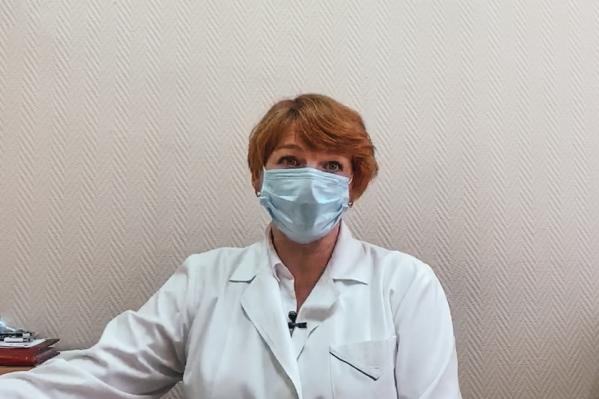 Елена Пудова ответит сегодня на вопросы новосибирцев о второй волне коронавируса