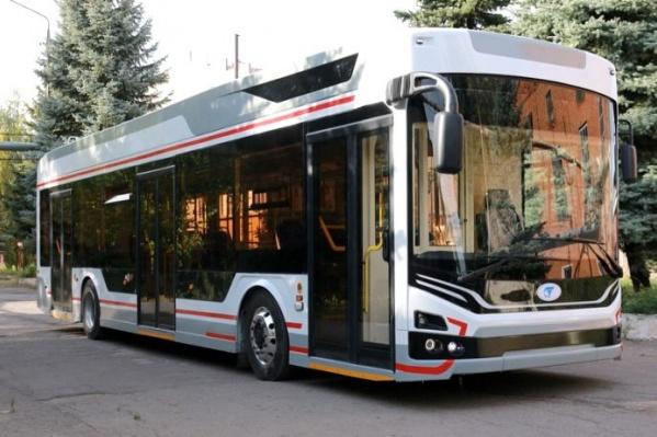 В первой партии должны были приехать 10 троллейбусов
