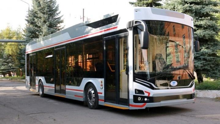 Стало известно, какие новые троллейбусы привезут в Омск до конца года