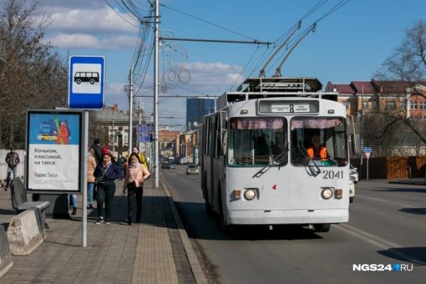Маршрут № 8 станет частью нового магистрального направления от Северного до Студгородка