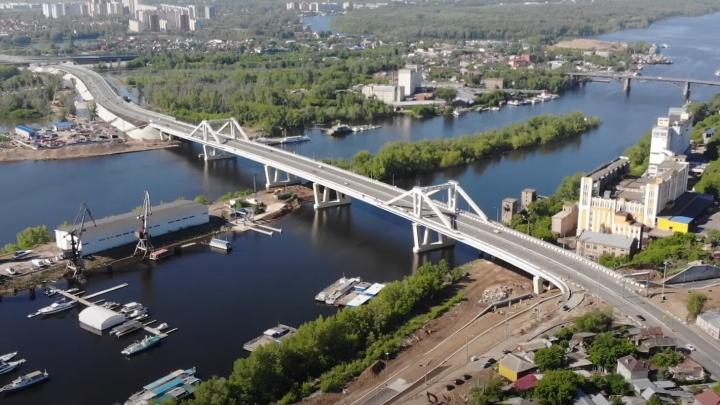 Суд отказался закрывать движение по Фрунзенскому мосту