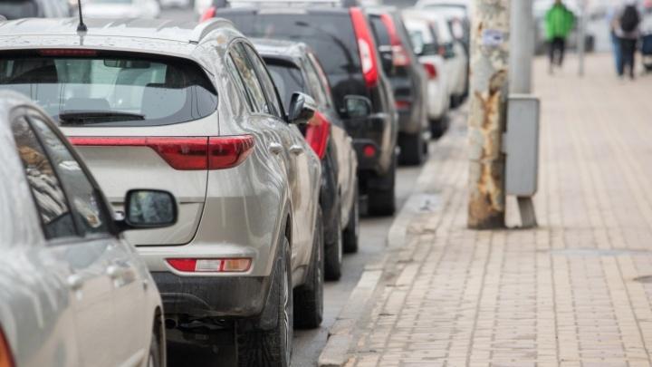 Стало известно, когда возобновят работу платные парковки в центре Ростова