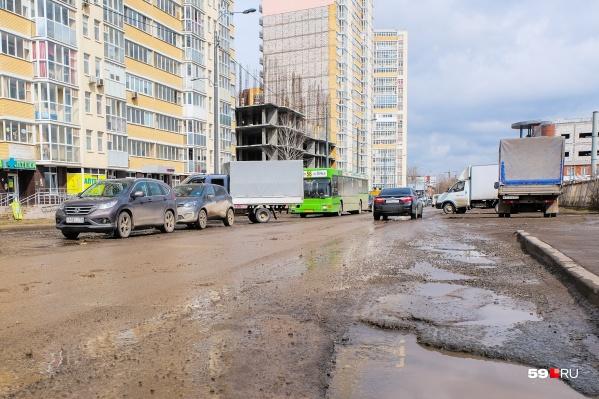 По разным участкам дороги нельзя будет проехать из-за ремонтных работ